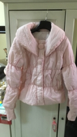 Used Winter jacket pink in Dubai, UAE