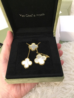 Used Authentic Van Cleef Necklace Gold 18k in Dubai, UAE