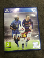 Used FIFA16 (Ps4) in Dubai, UAE