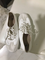 Used H&M white sneakers.  in Dubai, UAE