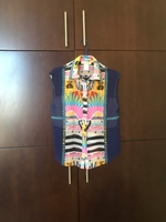 Used Nora Hoffman blouse size S in Dubai, UAE