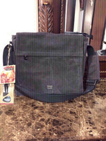 Used Troop laptop bag New never used in Dubai, UAE