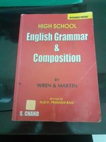 Used English grammar and composition book in Dubai, UAE