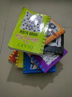 Used DIARY Of A Wimpy kid books in Dubai, UAE