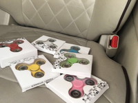 Used All these fidget spinners  in Dubai, UAE