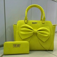 Used DKNY #bag And #Wallet #Newcollection in Dubai, UAE
