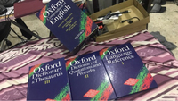 Used The Oxford compend of English 1,2,3 in Dubai, UAE