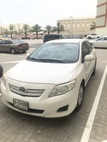 Used Toyota corolla 2010  in Dubai, UAE
