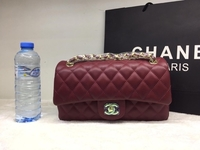 Used CHANNEL LADIES BAG RED in Dubai, UAE