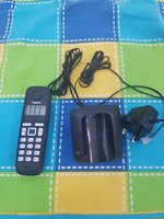 Used Cordless phone with charger brand new in Dubai, UAE