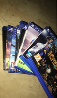 Used 8 Ps4 games  in Dubai, UAE