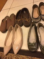 Used Shoes different brand size 39  in Dubai, UAE