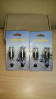 Used LED Car tire Light 4pcs Blue in Dubai, UAE
