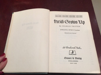 Used Heidi grows up 1938 first copy RARE  in Dubai, UAE