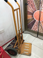 Used Trolly carrier stand with wheel  in Dubai, UAE