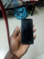 Used IPhone 5s neat but Display  problem in Dubai, UAE