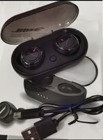 Used Bose black higher sound Earbuds in Dubai, UAE