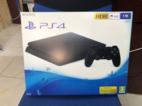 Used PS4 1TB slim in Dubai, UAE
