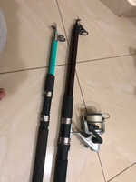 Used Two fishing rod for sale  in Dubai, UAE