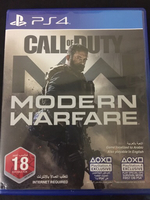 Used Call Of Duty Modern Warfare 2020 ps4 in Dubai, UAE