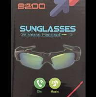Used Bluetooth Sunglasses Wireless Headset in Dubai, UAE