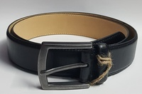 Used Genuine Mens Leather Belt by J Shoes in Dubai, UAE