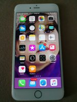 IPhone 6 plus 64gb gold colour like new