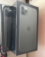 Apple Iphone pro max 256 gb dual sim