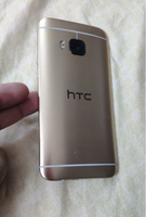 Used HTC M9  gold  in Dubai, UAE