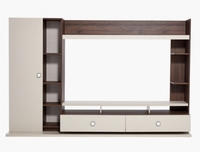 Used TV cabinet / Wall unit in Dubai, UAE