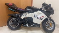 Used Kids pocket bike 49cc in Dubai, UAE