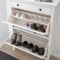 Used IKEA hemnes shoes cabinet in Dubai, UAE