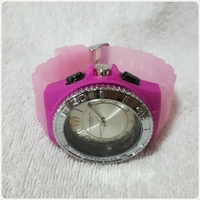 Used Amazing Pink/fuzia TECHNO MARINE watch in Dubai, UAE