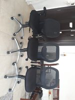 Used Office 2 chairs in Dubai, UAE