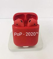 Used Haino teko German Airpods POP2020 Red❤️ in Dubai, UAE