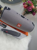 Used Bigger size speakers JbL silver in Dubai, UAE