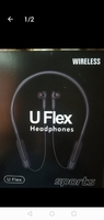 Used 💞💞U FLEX SPORTS HEADPHONES in Dubai, UAE