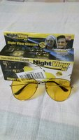 Used Night View Sunglasses Yellow in Dubai, UAE