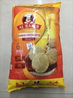 Used Al Baker chakki fresh atta 5kg+ 1kg in Dubai, UAE