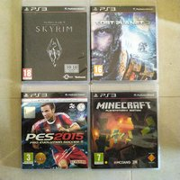 Used PS3 games collection - used in Dubai, UAE