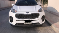 Used Kia Sportage GID Model 2017 with 29000 Kilo in Dubai, UAE