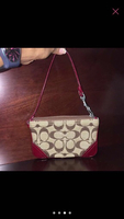 Used Coach wristlet  in Dubai, UAE