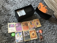 Used Super rare cards and Pokémon collection  in Dubai, UAE