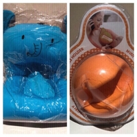 Used Baby bath/shower air cushion elephant  in Dubai, UAE