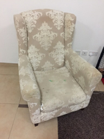 Single chair needs reupholstering