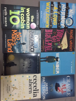 Used Fictional books/novels  in Dubai, UAE