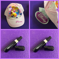Used Princess Cap & Perfume Atomizer  in Dubai, UAE