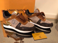Used Louis Vuitton Sneakers in Dubai, UAE
