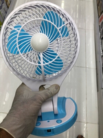 Used Led Portable mini fan / new in Dubai, UAE