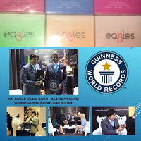 Used Eagles perfume in Dubai, UAE